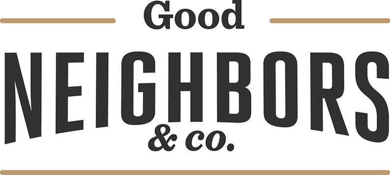 Good Neighbors and Company Logo